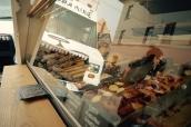 Der geliebte Zeit für Brot Wagen