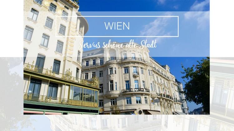 Austria capital Wien on a sunny day.