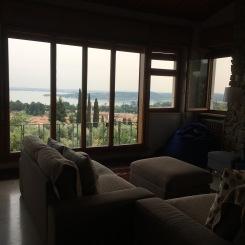 Holiday home, living room, Padenghe sul Garda, Lake of Garda.