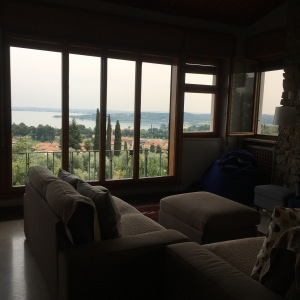 Holiday home, living room, Padenghe sul Garda, Lake of Garda.
