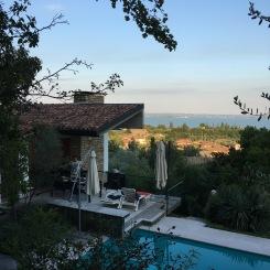 Padenghe sul Garda, Holiday home with a view to Lake of Garda