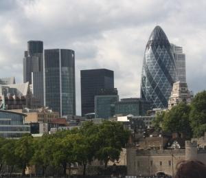 The Gherkin of London
