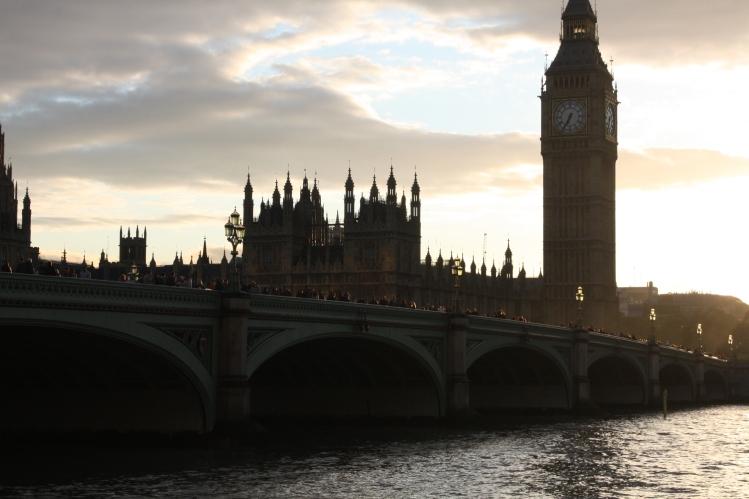 Westminster Abbey, Big Ben